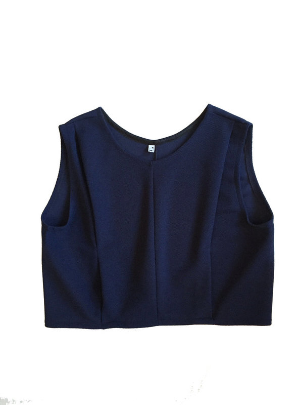 House of 950 pleated top