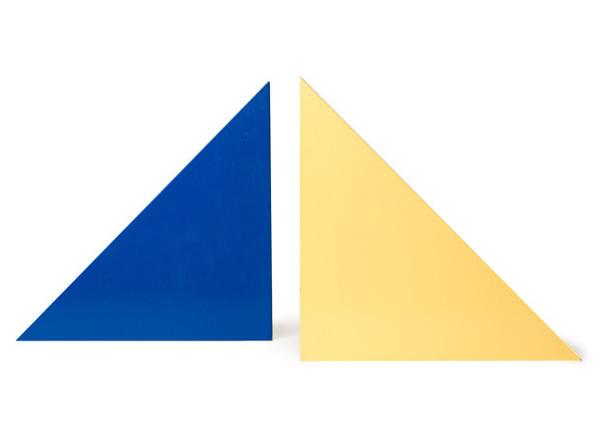 Waka Waka Triangles Bookends