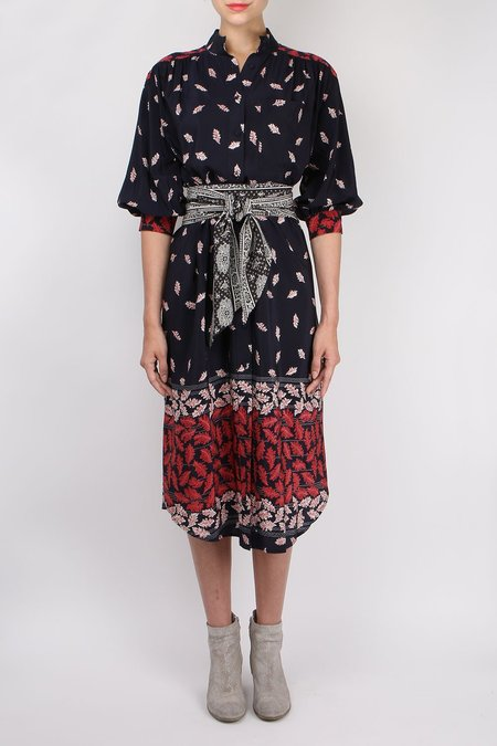 Sea NY Obie Tie Dress