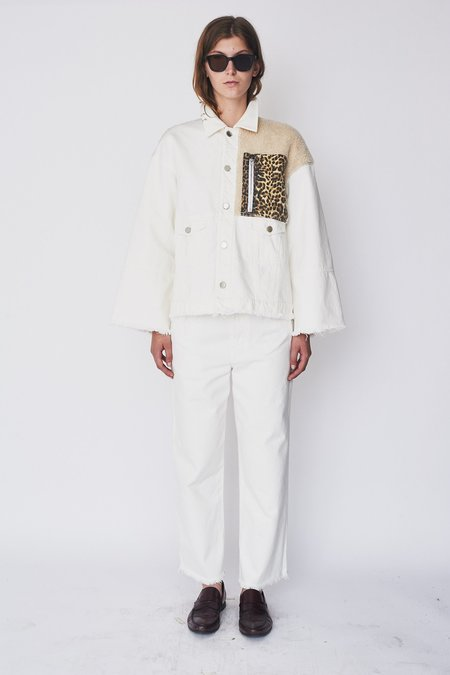 Sandy Liang Cotton Tuesday Jacket