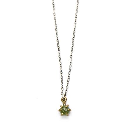 Laurel Hill Jewelry Io Pendant // Vessonite