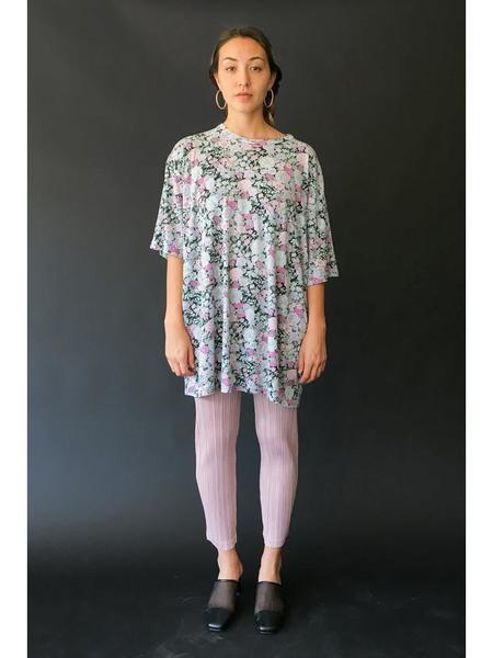 Issey Miyake Slim Pant - Pale Pink