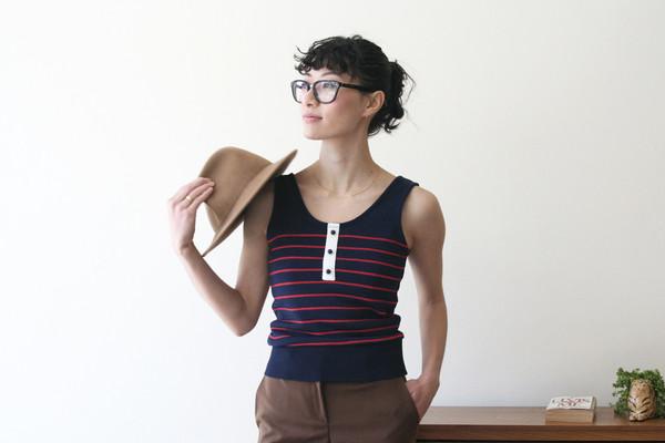 Betina Lou Andrea - Navy