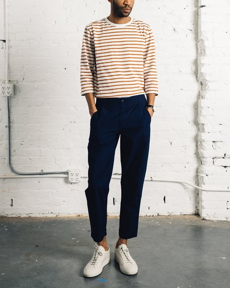 Folk Assembly Pant - Indigo Ripstop