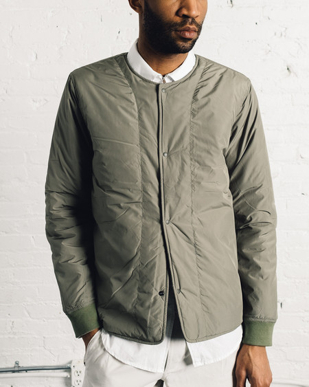 Folk Owen Jacket - Soft Military
