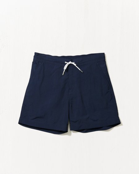 Norse Projects Hauge Swimmers - Navy