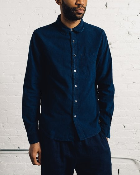 Olderbrother OB Classic Shirt - Indigo