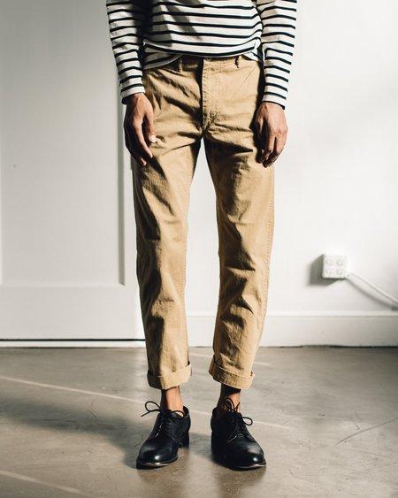 OrSlow Slim Fit Khaki Pant