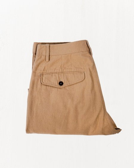 Universal Works Japanese Cotton Tapered Pant