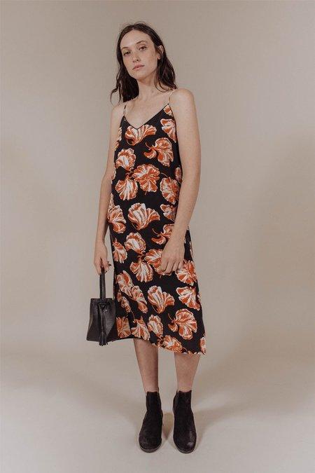 Ganni Geroux Slip Dress