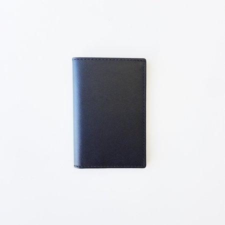 Comme des Garçons Black Classic Leather Card Case