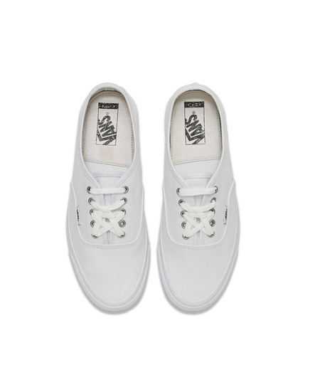 VANS OG Style 43 Authentic Fold Down Sneakers - True White