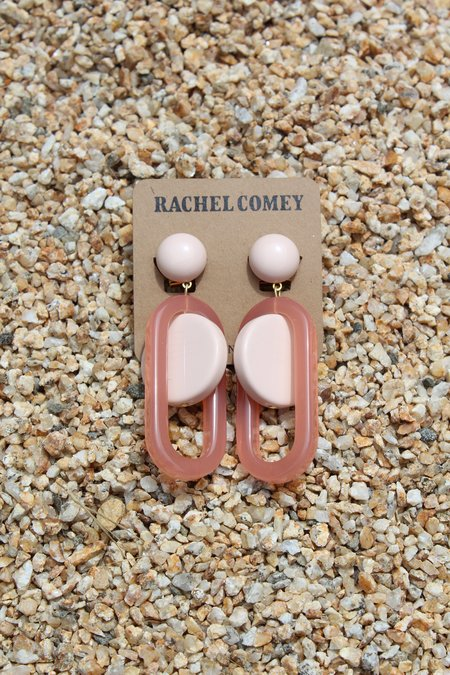 Rachel Comey Lohr Earrings Pink