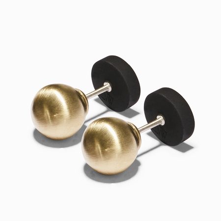 Ming Yu Wang Link Earrings - Brass