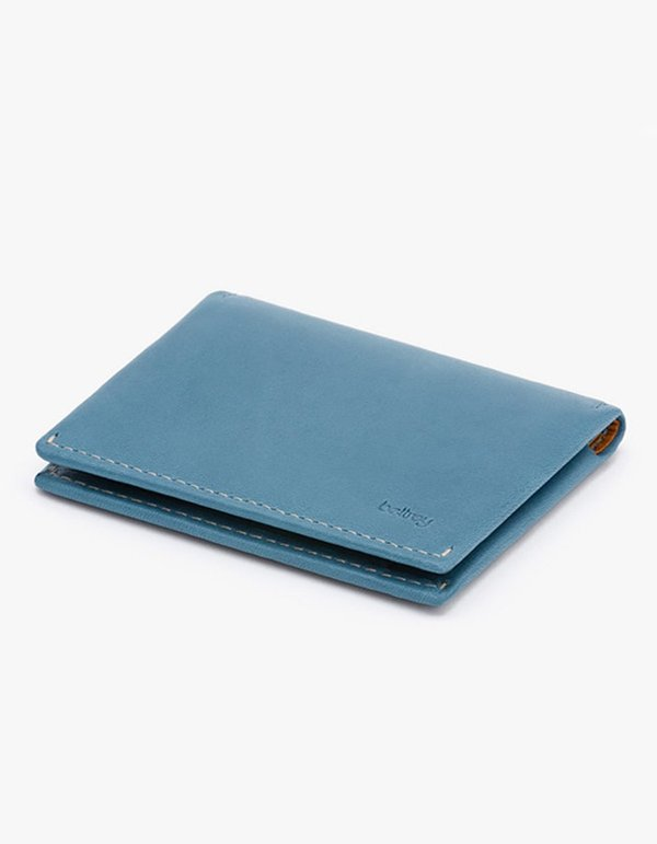 Bellroy Slim Sleeve Wallet in Arctic Blue