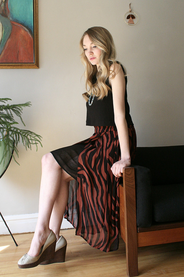 Ganni Gardena Skirt
