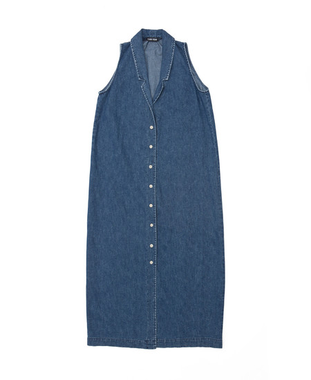 Ilana Kohn Eibel Maxi in Denim
