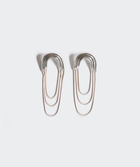 Pamela Love Iris Earrings