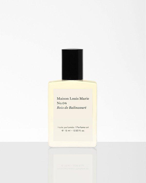 Maison Louis Marie No.04 Bois de Balincourt - Perfume Oil