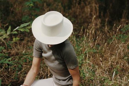 Unisex Campeche Straw Hat
