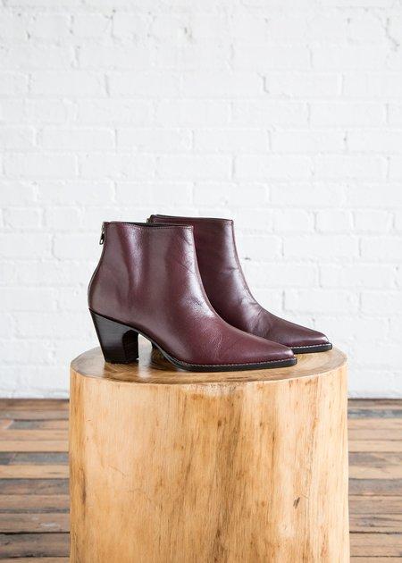 Rachel Comey Sonora Boot Oxblood