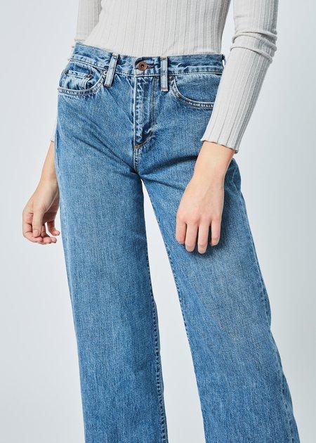 Simon Miller Marlo Wide Leg Jean