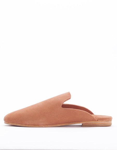 ST. AGNI Hugo Loafer - Clay