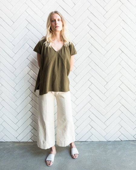 Esby Avery Top - Olive