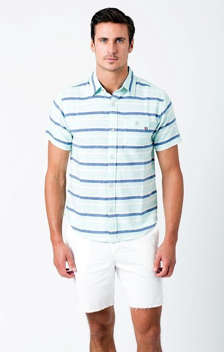 Sol Angeles Grotto Stripe Woven Shirt