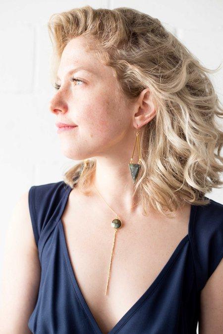 Sarah Mulder Embassy Earrings - Gold or Silver