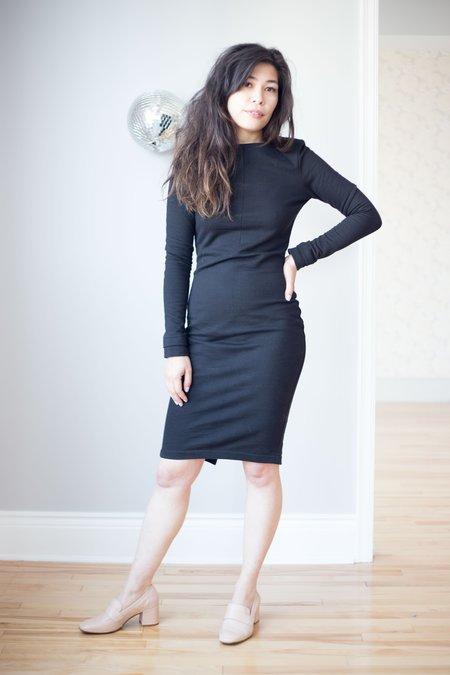 Valérie Dumaine Leda Dress - Black