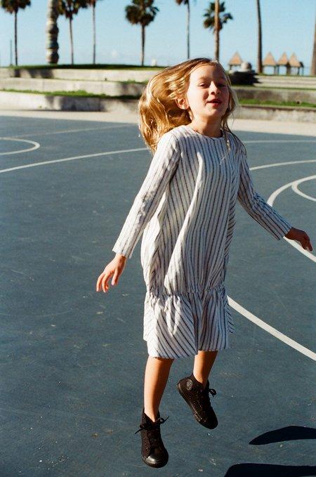 Kid's Shopboyandgirl Sophie Dress in Egg