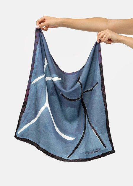 Mirador Moon Dancer Silk Scarf