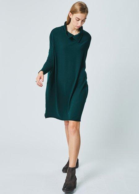 Labo.Art Marianna Wool Dress - Baltic