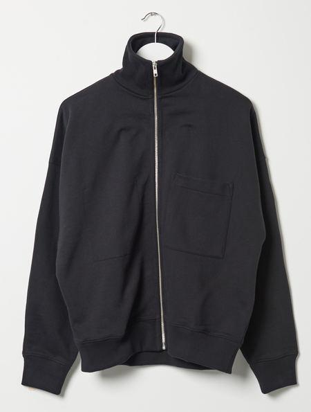 Lemaire Zipped Sweatshirt