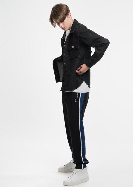 Tim Coppens Black Side Stripe Lounge Pant