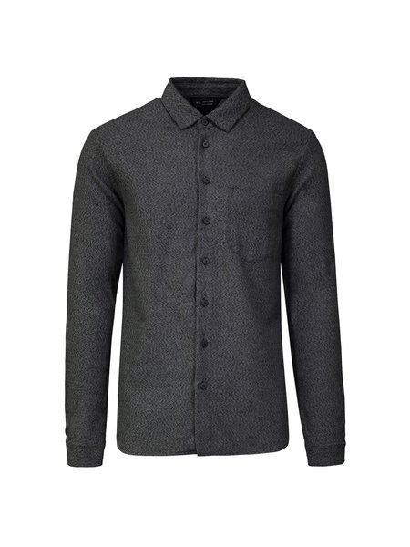 Wings + Horns Woven Northwest Flannel Officer Shirt