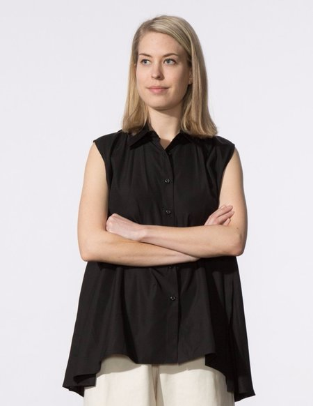 SBJ Austin Liv Top - Black