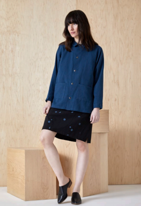 North Of West Shop Jacket - Pacific