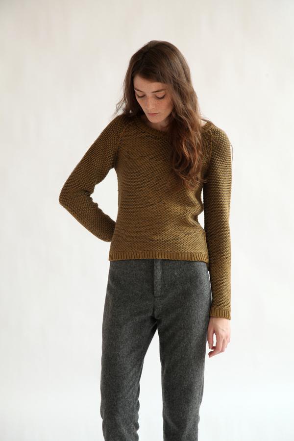 Kordal Emma Sweater | Citron
