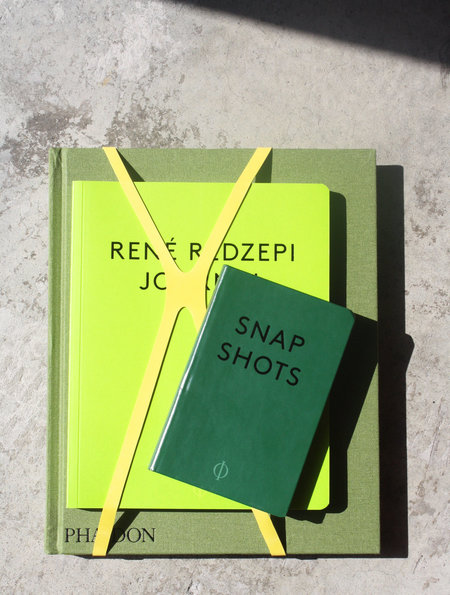 Phaidon Rene Redzepi: A Work in Progress