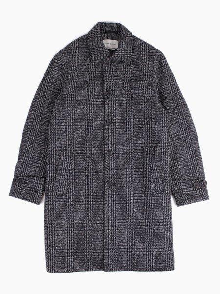 Oliver Spencer Beaumont Coat Charcoal