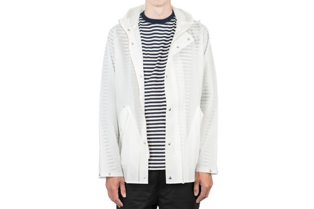Norse Projects ANKER CLASSIC JACKET - TRANSPARENT