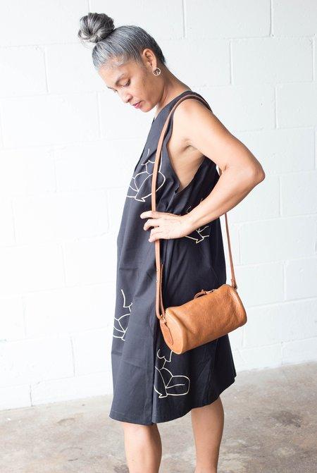 Erin Templeton Squeezebox Bag Small - Tan