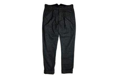 Engineered Garments Willy Post Pant Charcoal