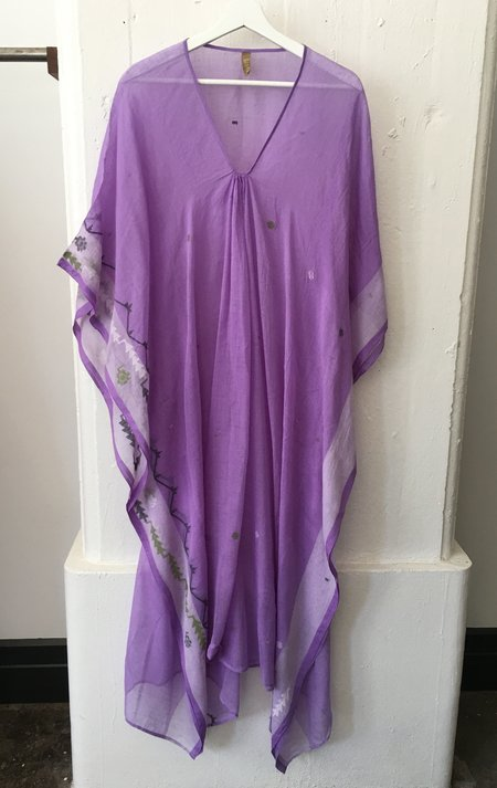 Two Lavender purple Caftan
