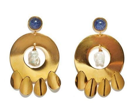 Lizzie Fortunato Lizzie Fortunate Golden Hour Earrings