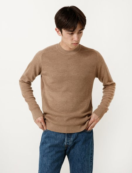 DDugoff Jason Sweater Camel