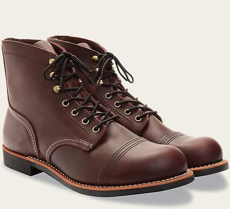 Red Wing Shoes - Iron Ranger 8119