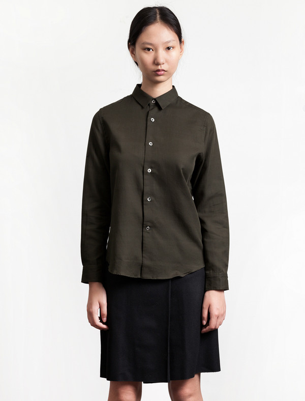 Niuhans Double Cloth Shirt